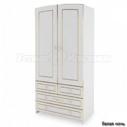 Шкаф для детской комнаты Гандылян люкс двухдверный