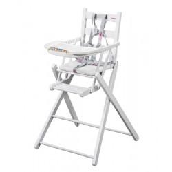 Деревянный стульчик для кормления Combelle Sarah складной