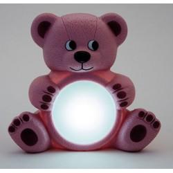 Детский музыкальный светильник Мишутка Maman 20408