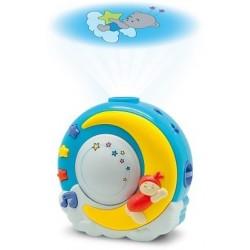 Детский музыкальный ночник-светильник с проектором Maman RN-24