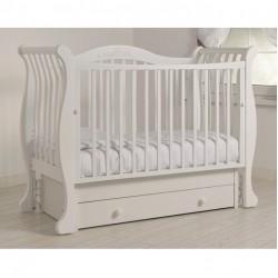 Детская кроватка для новорожденного Гандылян Габриэлла универсальный маятник + закрытый ящик