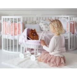 Колыбель для кукол СomfortBaby Dolly