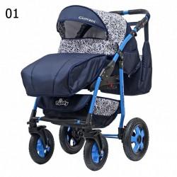 Детская коляска 2 в 1 Fenix Len Bartplast