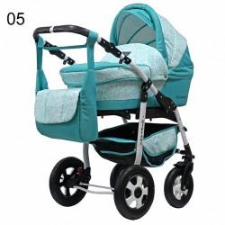 Детская коляска 2 в 1 Giovani Bartplast