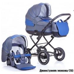 Детская коляска 2 в 1 Anex Classic
