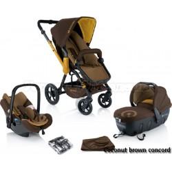 Детская коляска 3 в 1 Concord Wanderer TS Sleeper 2.0+Air.Safe