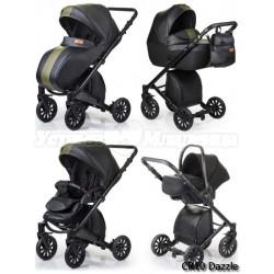 Детская коляска 3 в 1 Anex Cross