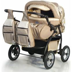 Детская коляска - трансформер DUET PC Bartplast