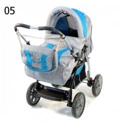 Детская коляска - трансформер Princessa B Bartplast