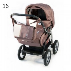 Детская коляска - трансформер Secret PС Bartplast
