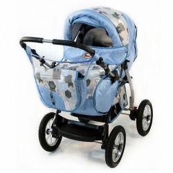 Детская коляска - трансформер Victoria PKL Bartplast