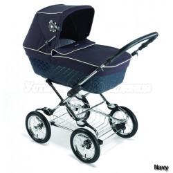 Детская коляска - трансформер Silver Cross Sleepover Elegance (Сильвер Кросс Слиповер Элеганс)