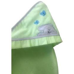 Комплект для купания c вышивкой Polini 2 предмета