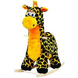 Игрушка – качалка мягкая Жираф