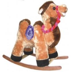 Игрушка – качалка мягкая Верблюд