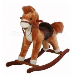 Музыкальная игрушка-качалка Лошадь Jolly Ride 400