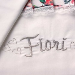 Комплект для круглой кроватки Nuovita Fiori (3 предмета)