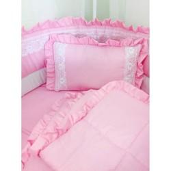 Комплект для круглой кроватки универсальный Incanto Тева (13 предметов)