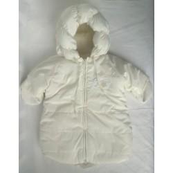 Меховой конверт для новорожденного Селена (Сдобина) Снежок Арт. 102