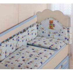 "Комплект в кроватку Селена ""Четверка"" АРТ. - 25.2 4 предмета"