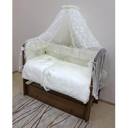 Комплект в детскую кроватку Топотушки Мир Чудес 7 предметов