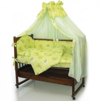Комплект в детскую кроватку Топотушки Л.07.01С 7 предметов