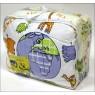 Комплект в детскую кроватку Топотушки Африка 7 предметов