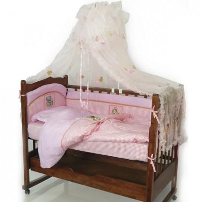 Комплект в детскую кроватку Топотушки Сказка 7 предметов