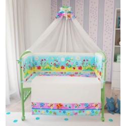 Комплект в кроватку Фея Улыбка 7 предметов