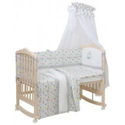 Комплект в кроватку Polini Disney Последний богатырь 7 предметов