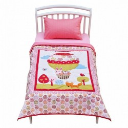 Покрывало в кровать для дошкольников Giovanni Jolly Balloon Kids (Shapito)