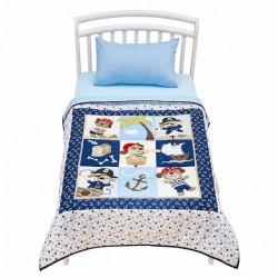 Покрывало на подростковую кровать Giovanni Piratic Kids (Shapito)