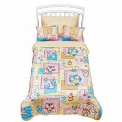 Покрывало с подушками в подростковую кровать Giovanni Joy Kids