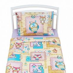Комплект постели для подростковой кроватки 2 предметаGiovanniJoy(коллекцияShapito)