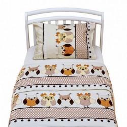 Комплект подросткового постельного белья 2 предметаGiovanniSonya(серияShapito)