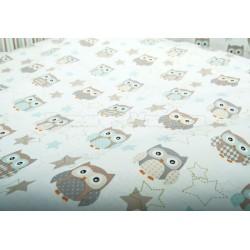 Постельное белье Сонный гномик Софушки 3 предмета бязь