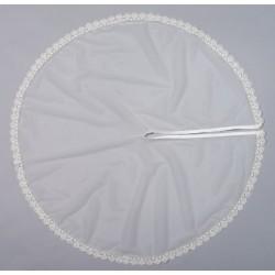Меховой комплект на выписку для новорожденного Селена (Сдобина) Жаккард Арт. 99