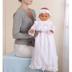 Крестильный комплект для девочки Селена 32
