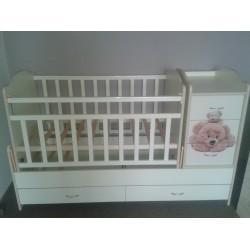 """Набор для детской комнаты """"Мишки"""", 3 предмета"""