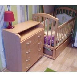 """Набор для детской комнаты """"Антел"""" 3 предмета"""