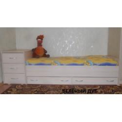 Детская кровать – трансформер Бэби Бум Маруся