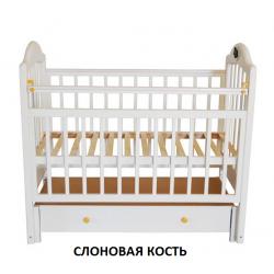 Детская кроватка для новорожденного-поперечный маятник Briciola-10