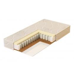 Матрас 120*60см. кокос/латекс на основе блока независимых пружин. Премиум класс
