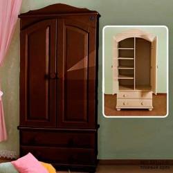 Шкаф для одежды Лель - Кубаньлесстрой БИ 01
