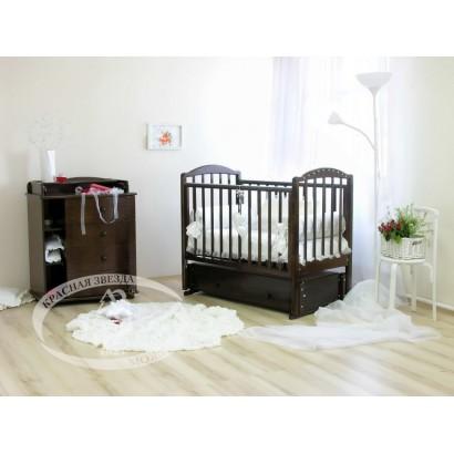 Детская комната Красная звезда Драгоценная коллекция Cristal Можга С602, С421