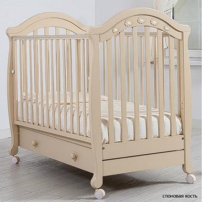 Детская кроватка для новорожденного Gandylyan Джозеппе (Гандылян)
