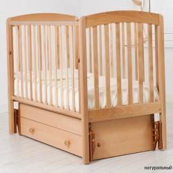 Детская кроватка для новорожденного Gandylyan Чу-ча с универсальным маятником (Гандылян)
