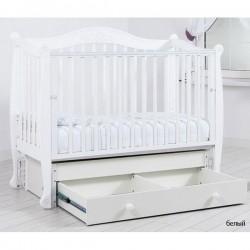 Детская кроватка для новорожденного Gandylyan Моника с универсальным маятником (Гандылян)