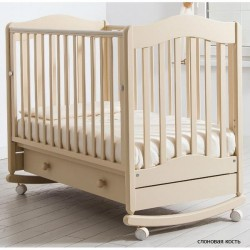Детская кроватка для новорожденного Gandylyan Ванечка (Гандылян)