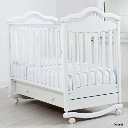 Детская кроватка для новорожденного Gandylyan Анжелика (Гандылян)